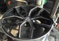 锐界3.5高配两年后换20寸轮毂和轮胎