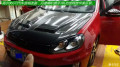 大众高尔夫GTI汽车音响改装丹拿232喇叭,让您如临现场!