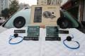车卫士音响改装福特锐界汽车音响改装德国HELIX和MATCH