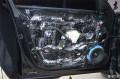 泰州市道声汽车音响改装-奥迪A6改装摩雷玛魅声602两分频