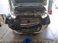 瑞风S5二代低配改装新款皇冠拆车件真品LED透镜作业