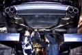 奥迪A8L升级四出智能可变阀门排气