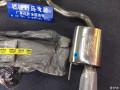 野马美规2.3更换新款Borla-ATAK排气