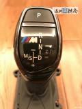 温州酷尚宝马升级改装-宝马5系加装陶瓷排挡旋钮空调面板