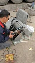 捷达伙伴改装老奥迪电动座椅