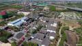 【夜枭航拍】高空鸟瞰咸阳宏兴码头生态园