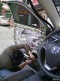 梅州威龙汽车影音长安CS75改装VENOMVL6+VPR