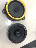 杭州速度激情汽车音响改装丰田汉兰达摩雷套装喇叭改装案例