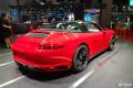 保时捷911各车型动力对比数据(附车展实拍)
