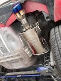 #升级作业#飞度GK5升级RES尾段回压高性能排气系统;