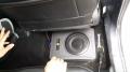 成都超歌汽车音响改装,大众捷达升级节奏之星X8超薄低音炮