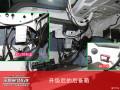 """奔驰E200L后备箱""""解放双手""""深圳公明前沿车改汽车音响改装"""