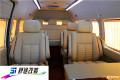 西安丰田海狮室内装潢座椅全包氛围灯设计