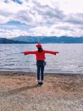四月的泸沽湖