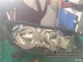 【贵州鑫源车灯】两台雅阁同时改装车灯大灯升级透镜天使眼日行灯