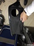 出个卡斯特碳纤维进气罩