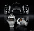 【光速车改】奥德赛车灯升级改装GTR海拉5双光透镜