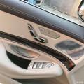 17款奔驰S320加装通风座椅旋转高音头P20驾驶员辅助