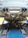 宝马320i改装RES可变阀门排气+M3包围套件