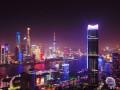越夜越美丽――航拍夜上海