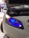 【光速车改】新科鲁兹车灯升级改装GTR海拉5双光透镜