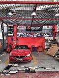 BMWZ4改装RES中尾段遥控阀门4出排气