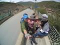 三女一男单车自驾大切洛基最后去一次-到不了天堂那就去色达