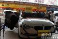 南宁专业宝马隔音音响改装宝马320专车专用无损改装