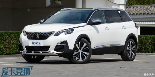 【爱卡竞猜】法式SUV旗舰,东风标致5008即将上市