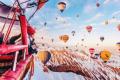 玩心跳!乘热气球飞越大峡谷,你敢来吗?