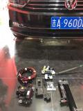 新迈腾B8L升级原厂电尾门!二代胎压监测