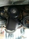 09款cde,换曲轴前油封,拆油底壳