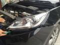 扬州顾车照明专业车灯改装升级长安逸动改LED日行灯加氙气