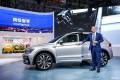 大众进口汽车全新一代Tiguan成都国际车展中国首秀