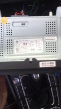 高7安装途观L拆车MIB280B请教倒车可视开通