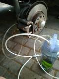dot5.1的刹车油换了