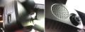 飞歌科视B800保时捷卡宴前后行车记录仪停车监控后视镜导航