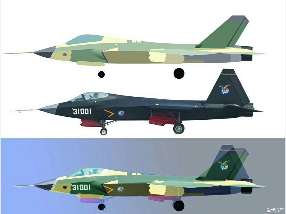 有分析指出,由沈阳飞机工业集团公司制造的歼-31隐形战斗机似乎取得了