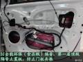 武汉汽车音响改装-吉利帝豪汽车音响改装隔音美国火凤凰喇叭