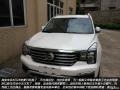 传祺GS8白色两驱智联版新车+升级系统作业~