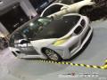 宝马改装案例~E90改装哈曼刀锋大包围,震撼登场!