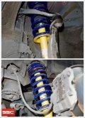 雷克萨斯IS250升级KYB黄桶运动减震套装