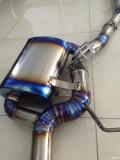 宝马7系F01/F02AOOAS钛合金排气系列