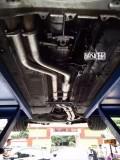 宝马E46M3改装AOOAS订制版排气