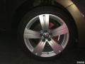 转让自用18寸原厂进口锻造轮毂,适合大众奥迪车系。