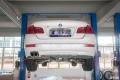 宝马5系能改什么排气?17款宝马5系改装535款方口排气