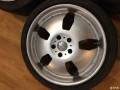 日本WREST大饼轮毂18寸带胎RE11带转矩华达