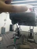 宝马3系E90改MT款中尾双出AOOAS排气