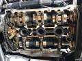 03年30多万公里的A6,一直4S店保养,看看机器内部的状态