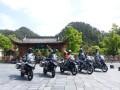 子�����R��参加第十二届全国(黄山)宝马摩托车主联谊会!视频!